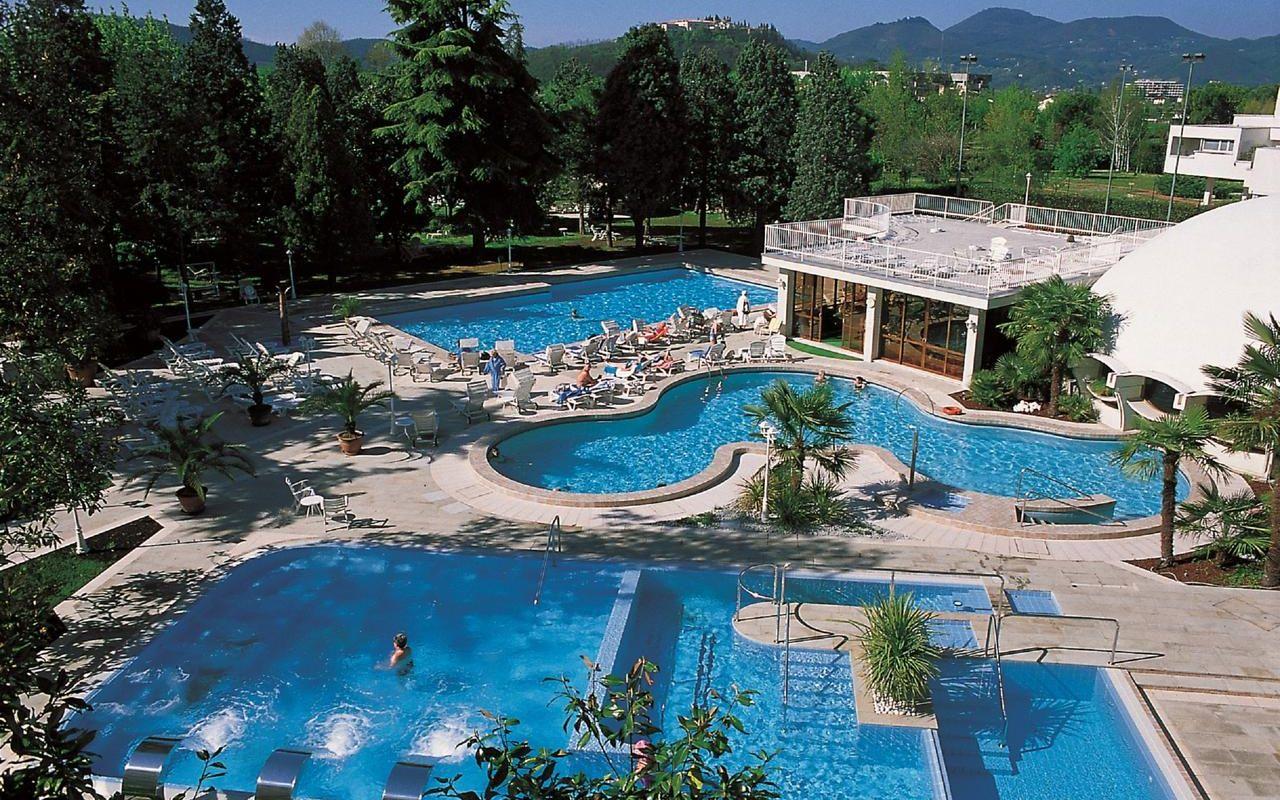 Benessere alle Terme di Abano - Molise Tour & Omega Travel